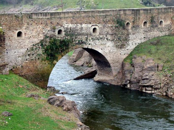 Puente Viejo de Buitrago del Lozoya