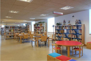 Biblioteca Municipal Eugenio Arias