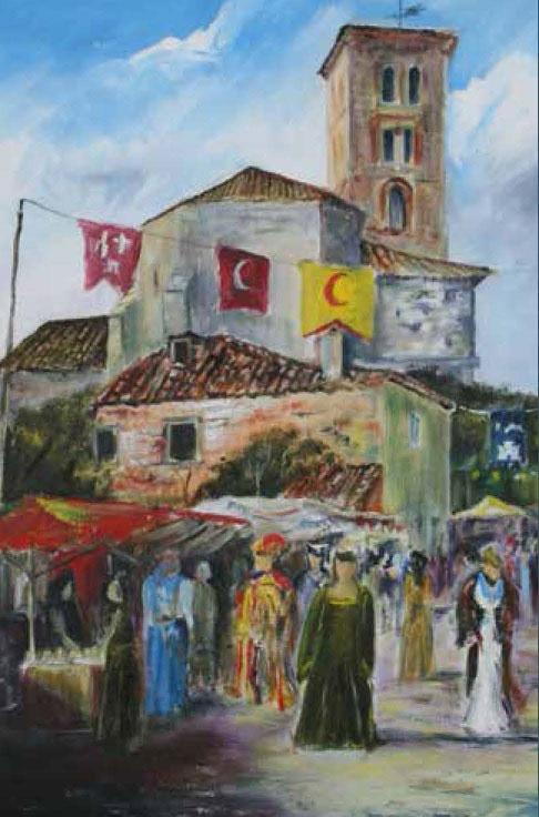 Feria Medieval Buitrago del Lozoya