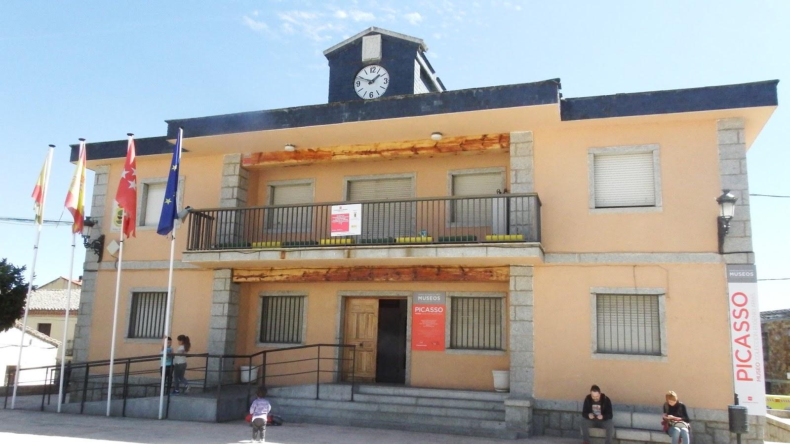Ayuntamiento Buitrago del Lozoya