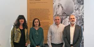 Inaugurada la exposición de Lucien Clergue en Buitrago