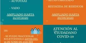 El ayuntamiento de Buitrago del Lozoya amplia los plazos de pago de impuestos y tasas