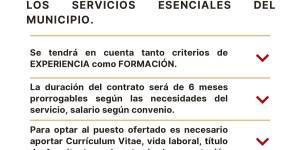 Oferta de empleo urgente: Arquitecto/a